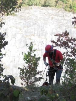 Lezecký výcvik a záchrana – VŠZ Duškova