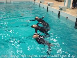 ISAF 2016 – Kurz záchrany a přežití (nejen) na moři