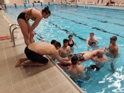 Výcvik Plavčík – VŠTVS Palestra