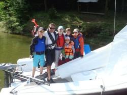 YCO 2016 – Yacht Camp Orlík