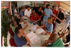 Jachting Chorvatsko – regata Colins Yacht Clubu