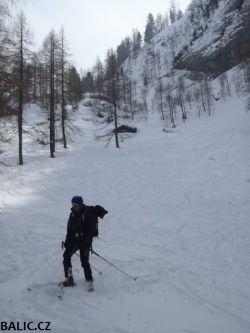 Skialpový Dachstein