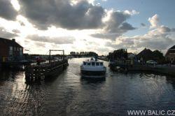 Houseboaty Holandsko