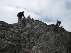 Zajištěne cesty Rakousko 2013
