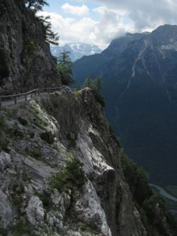 Školení pod vrcholky rakouských Alp