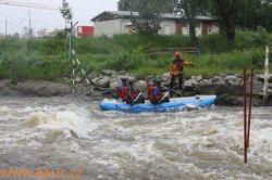 Kurz Záchranář – specialista na divoké vodě