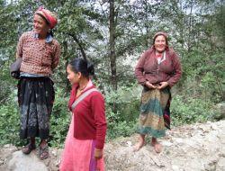 Treking v Nepálu