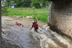 Kurz Záchrana na divoké vodě